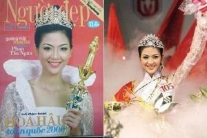 Con đường đăng quang của 13 Hoa hậu Việt Nam qua 16 năm 8