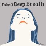 Xả Stress bằng cách hít thở thật sâu
