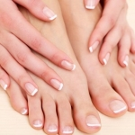 Ngón chân trũng xuống có thể là dấu hiệu của thiếu máu