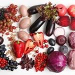 Tác dụng chữa bệnh của các loại rau củ màu tím hồng