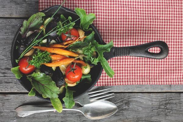 Cách dùng rau xanh đúng cách để đảm bảo sức khỏe