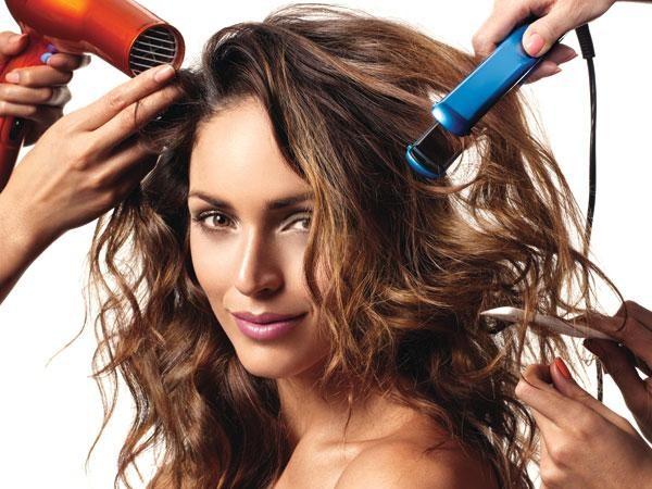 Tình trạng sức khỏe của bạn có thể được thể hiện qua mái tóc