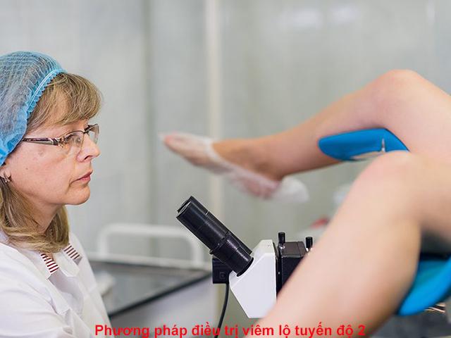 Tại sao viêm lộ tuyến cổ tử cung độ 2 cần phải điều trị sớm.