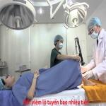 Đốt viêm lộ tuyến cổ tử cung bao nhiêu t